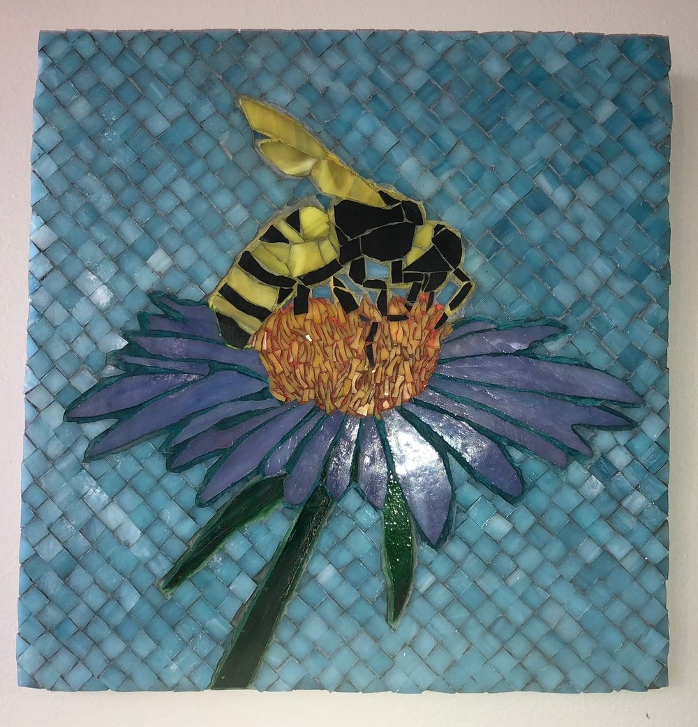 Mosaics by Linda Eshleman - Talented local Mosaic Artist from Cheriton!