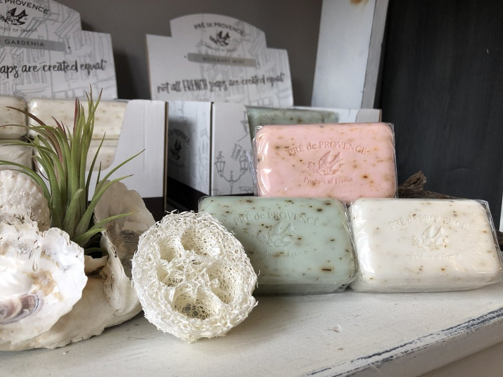 French Milled Soaps -