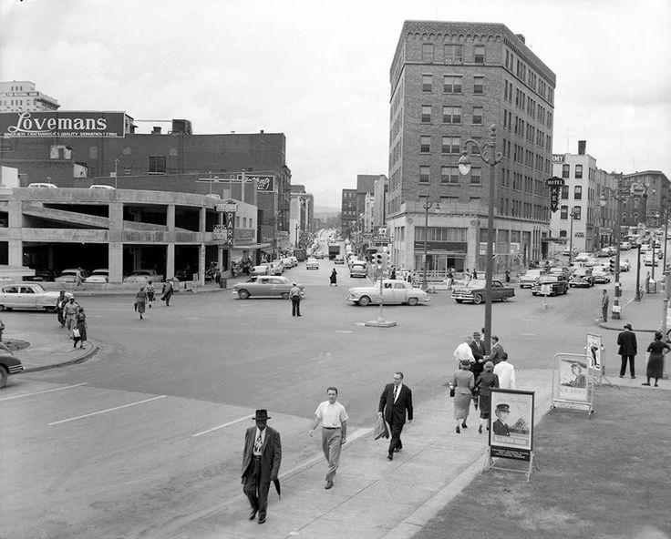 Hotel Key in 1950.