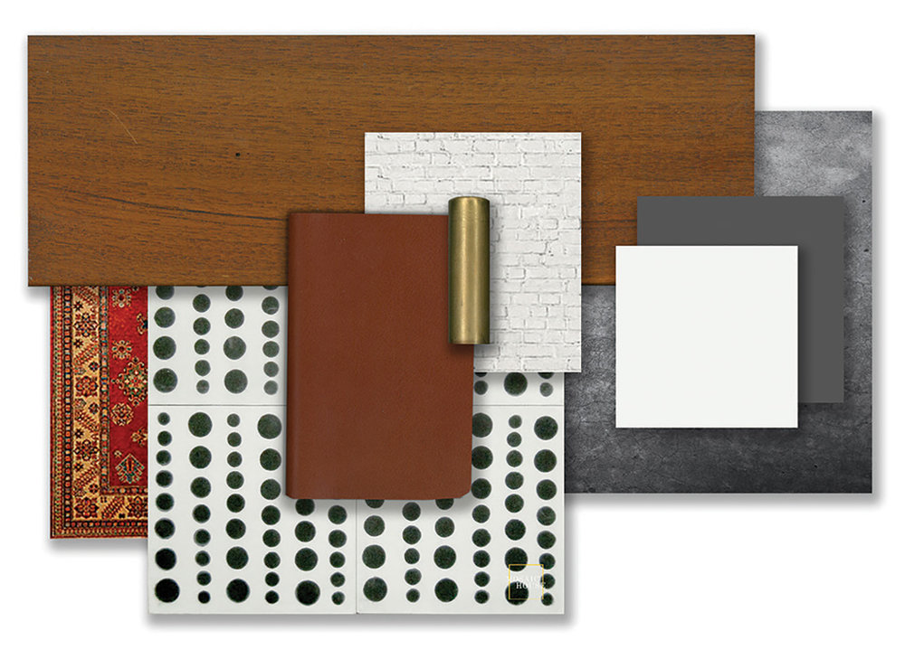 MATERIAL PALETTE 1
