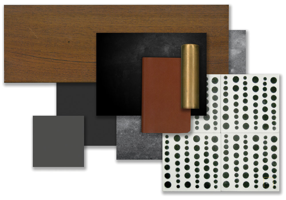 MATERIAL PALETTE 2