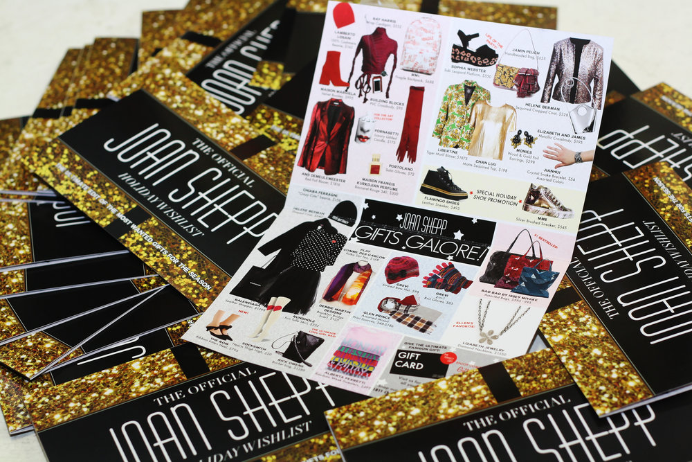 gift guide graphic design fashion