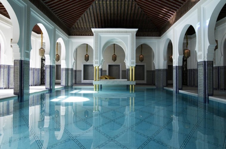 10 Luxurious Spas