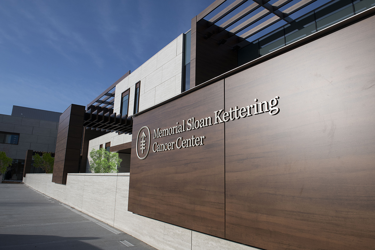 Memorial Sloan Kettering Nassau — Parking Systems