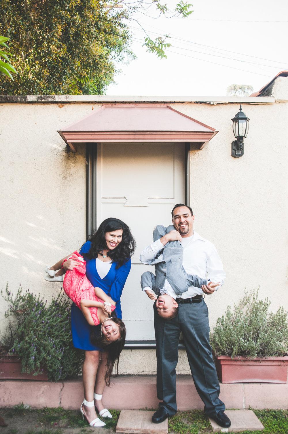 sandoval family -