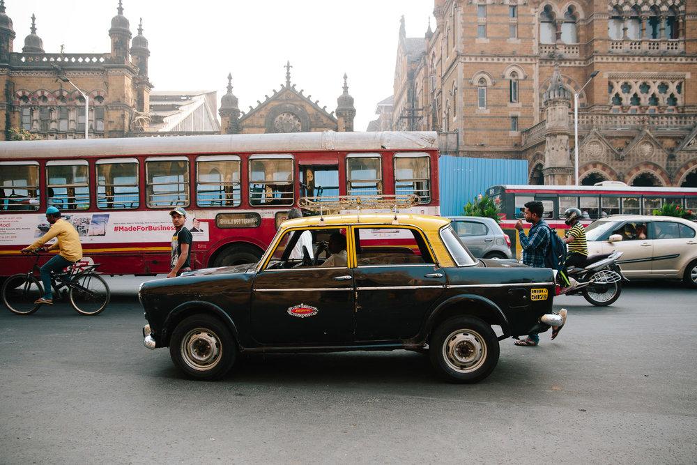 Bombay!
