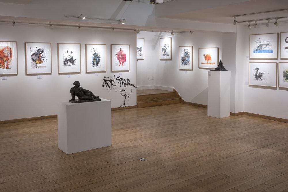 ralph steadman exhibition-ground floor.jpg