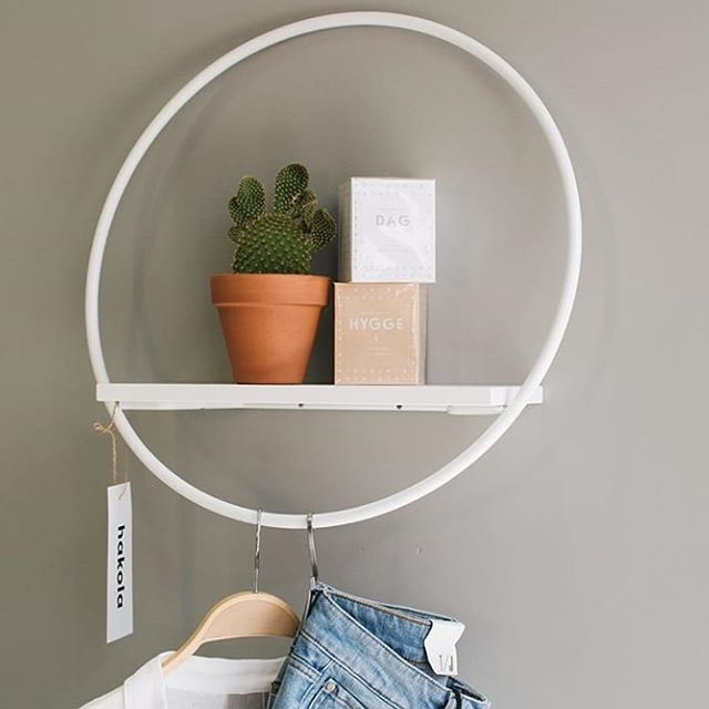We have totally forgot to indroduced our Lempi shelf. It is perfect shelf for keeping  your most beatiful items on display for everyday delight. This summer you can find it from @inchstore Tampere and of course @hakolafi web shop! #hakolalempi #lempishelf #hakola #studiofinna #finnishdesign #scandinaviandesign #furnituredesign #shelf
