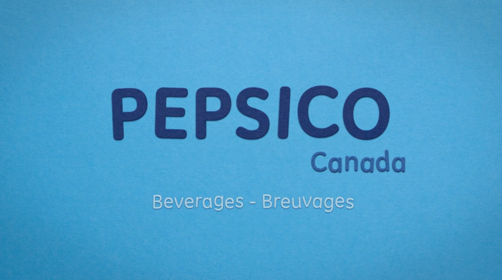 Stopmotion styleframe design for Pepsi