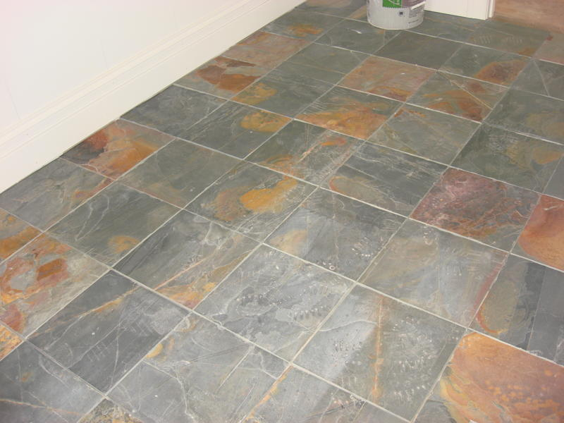 Jak Slate 12x 12, grouted, unclean.jpg