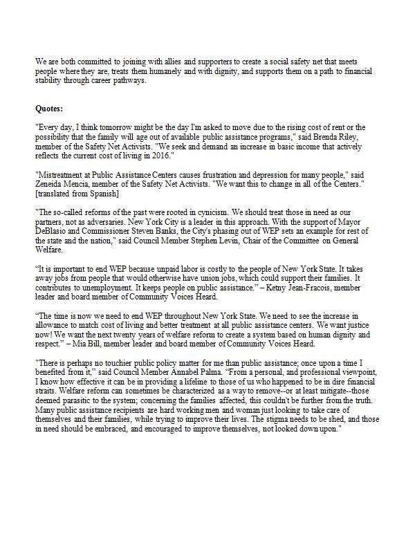 Press Release Welfare 2 8 24 16.JPG