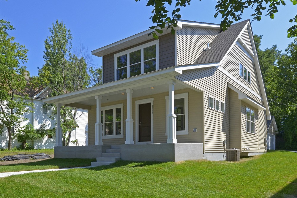 New home builders Minneapolis