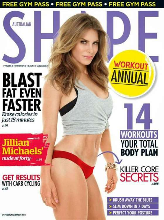 """SHAPE Magazine:  """"We Tried It: Gyrotonic (The unique training method that works your body in ways no other workout can.)"""""""