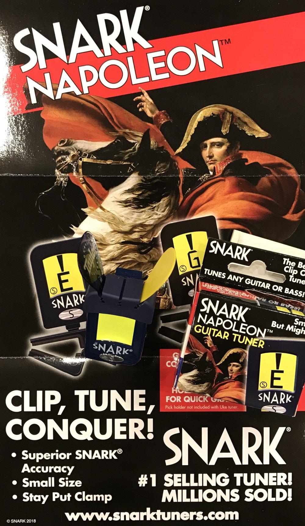 Snark® Napoleon™ Tuners