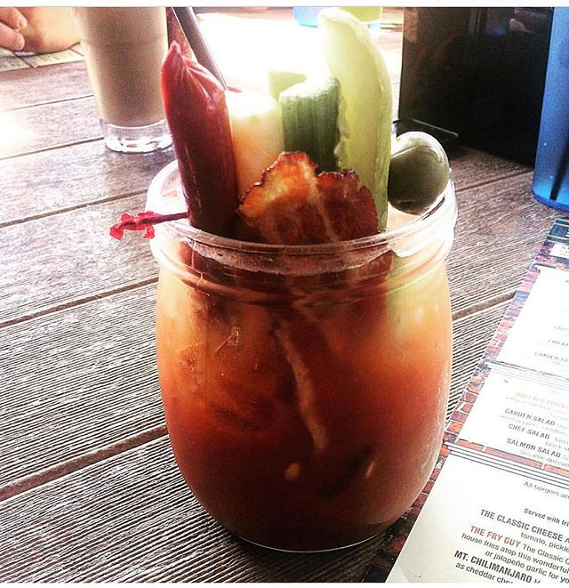 We take our Bloody Mary game... seriously.