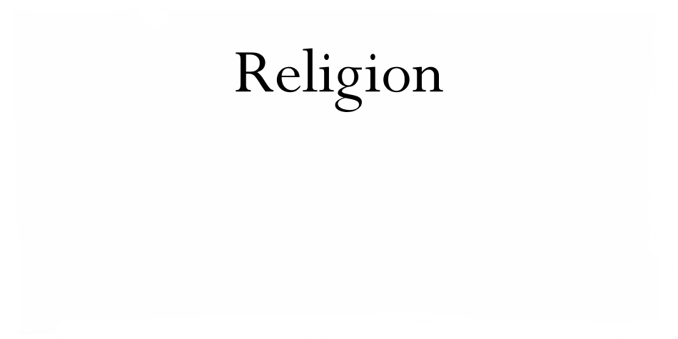 This, your Religion, is One Religion - the Religion of Abraham