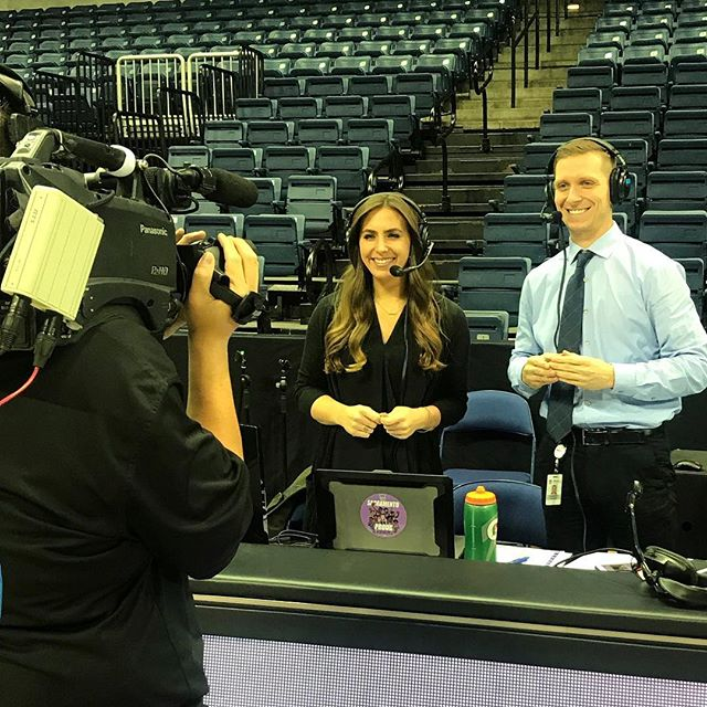 Pregame rehearsals with @davedeucemason.  Catch us LIVE at 7PM on @nbagleague Facebook page.