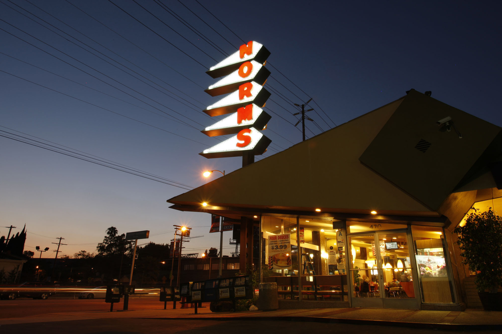 Norms La Cienega Los Angeles Architectural Design