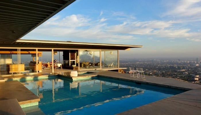 This LA Icon Of Modern Los Angeles Architectural Design Appears In All  Architecture Magazines To Fashion Magazines, Even Making More Than A Scene  Or Two In ...