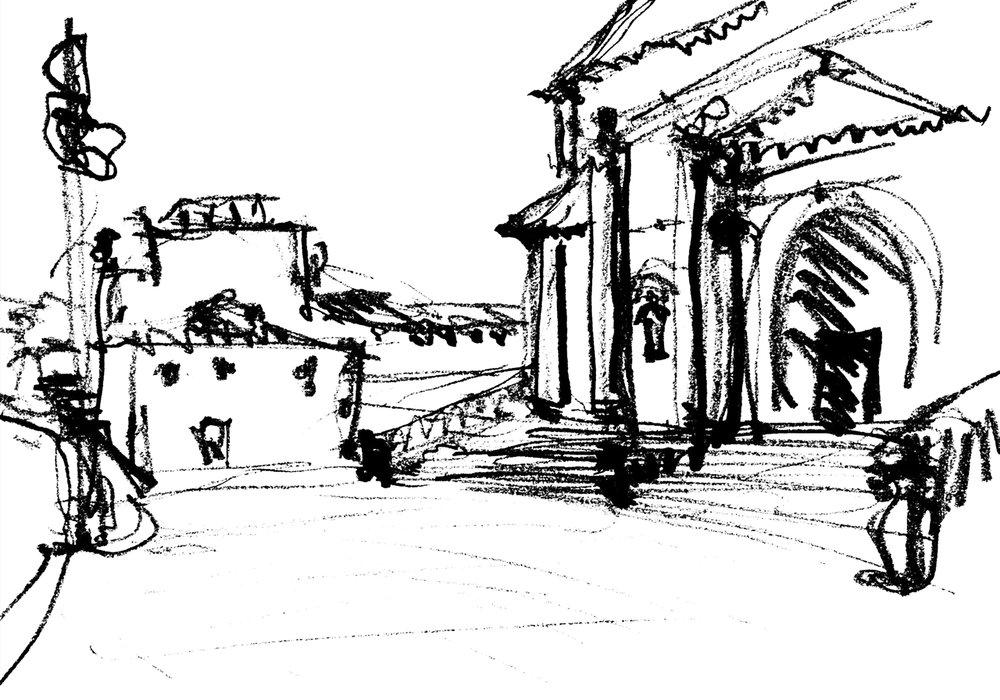 Palladio's Church of San Giorgio Maggiore in Venice.jpg