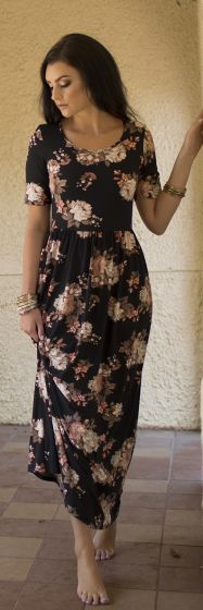 Miranda Modest Dress