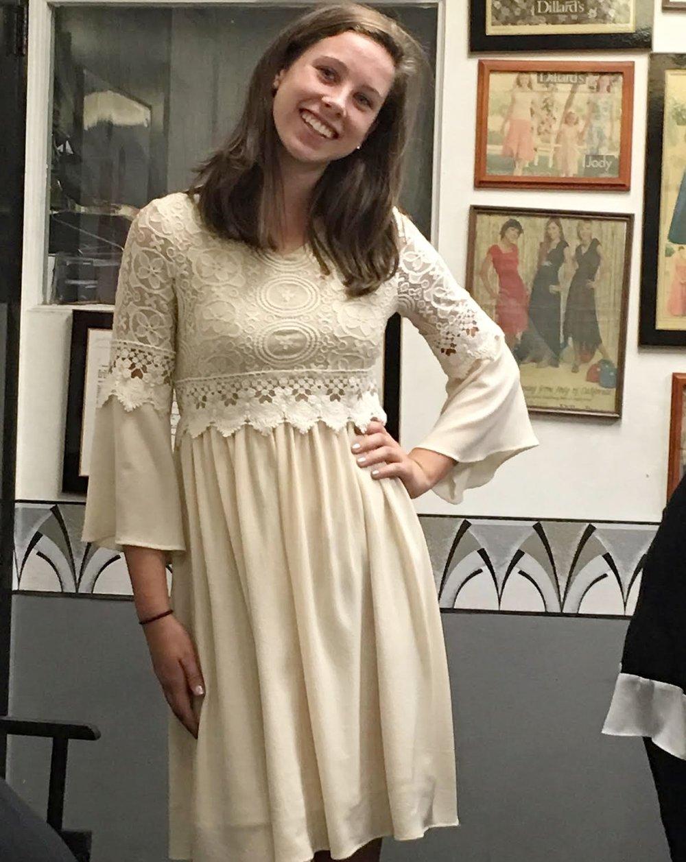 Dressy Dresses — A Closet Full of Dresses