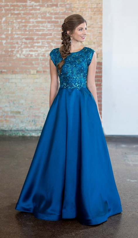 Colette CLM18334 Modest Prom