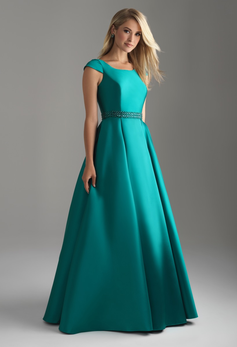 Modest Prom and Formal Dresses — A Closet Full of Dresses