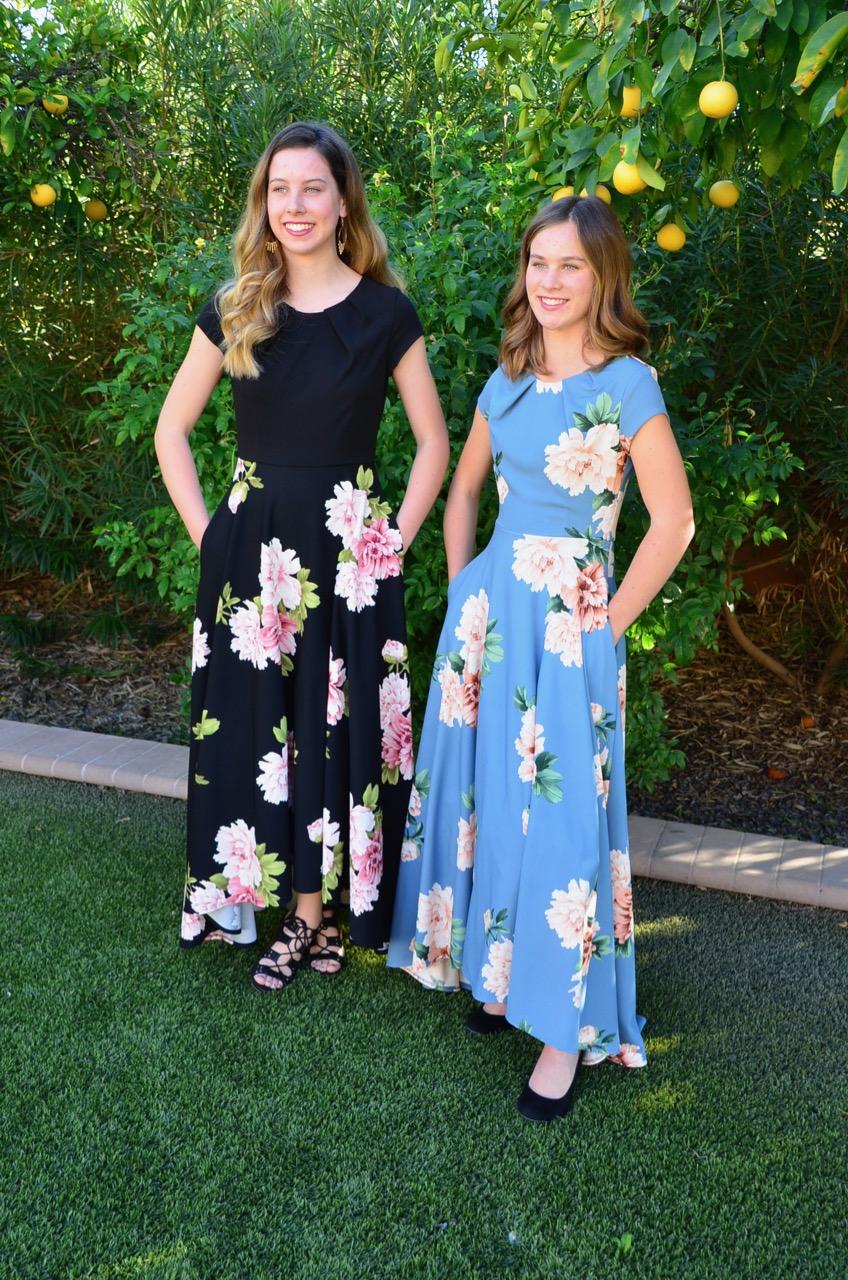 Jody Linda Black and Blue - $240 each