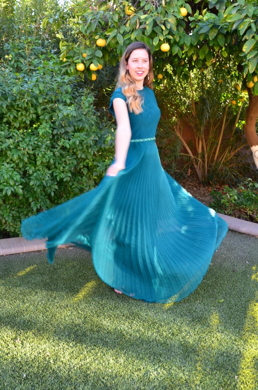 Ellie Wilde 11920 Emerald - $299