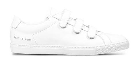 Common Projects Velcro Sneakers