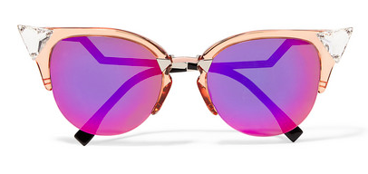 Fendi Cat-Eyed Sunglasses