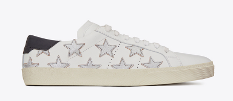 Saint Laurent Star Sneakers