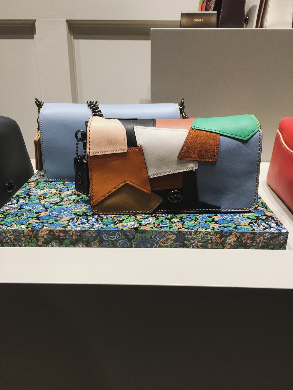 Coach 1941 Patchwork Bags