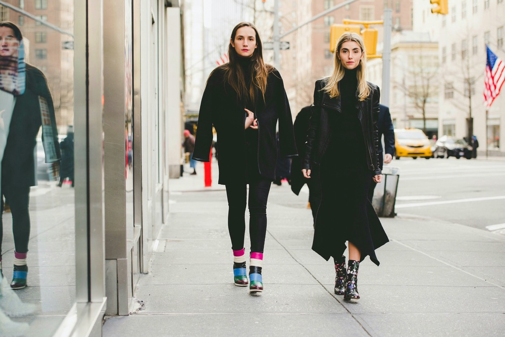 NYC Madison Avenue Fashion Bloggers