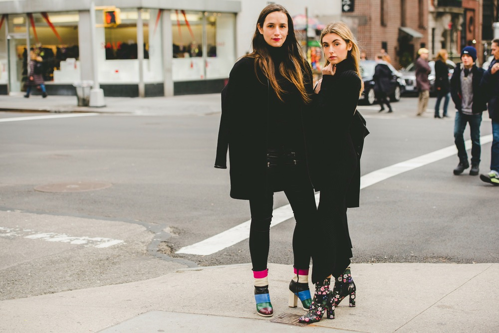 NYC Style Sister Bloggers Madison Avenue