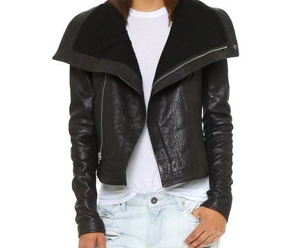 Veda Black Jacket
