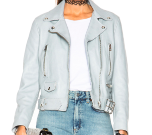 Acne Light Blue Jacket
