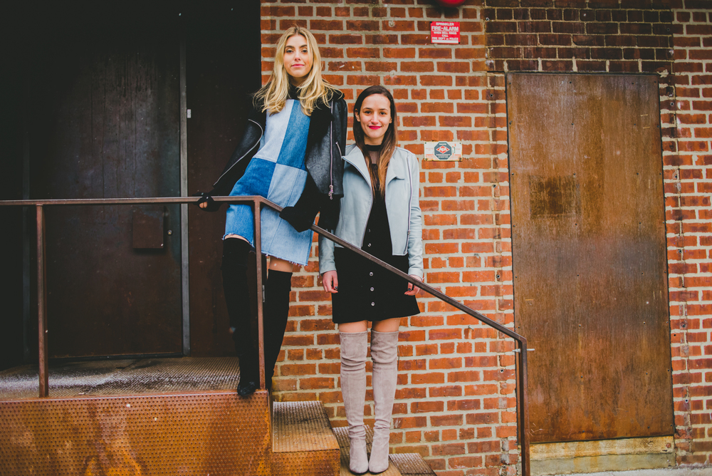 NYC and Brooklyn Sister Fashion Bloggers