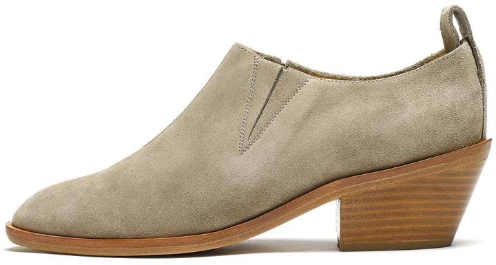 RAG & BONE SUEDE 'THOMPSON' BOOTIES