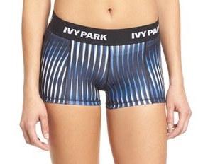 IVY PARK BIKER SHORTS