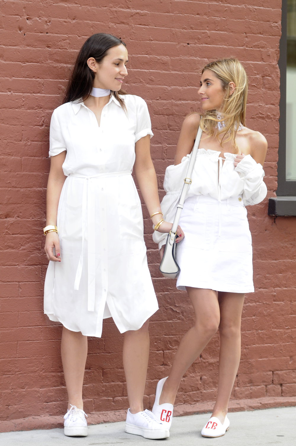 BICKLEY SISTER NYC BLOGGERS CUTE PIC