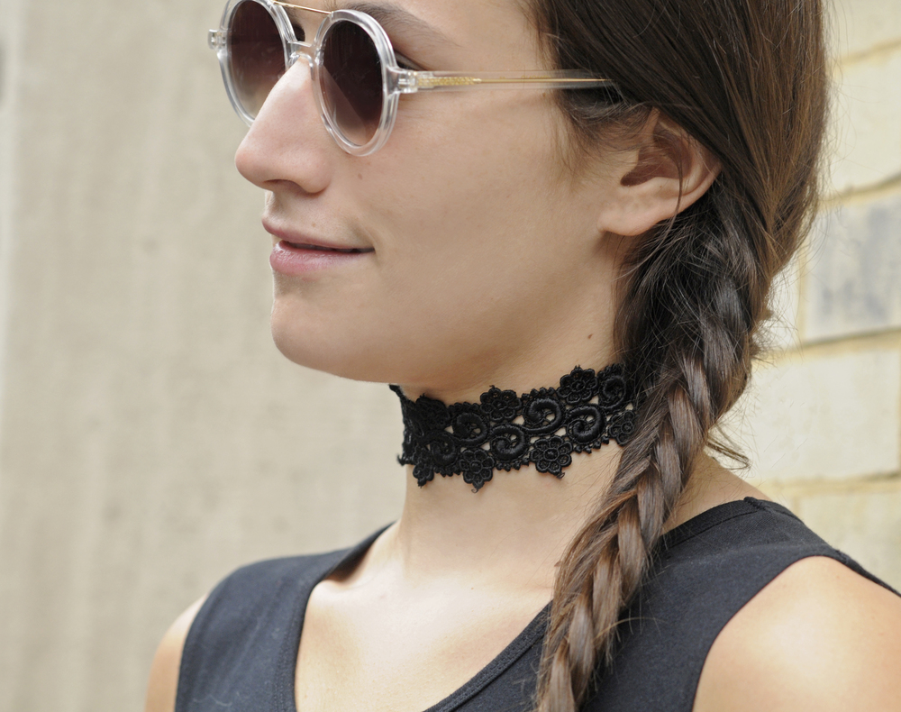 NYC FASHION BLOGGER SOPHIE BICKLEY DETAIL SHOT