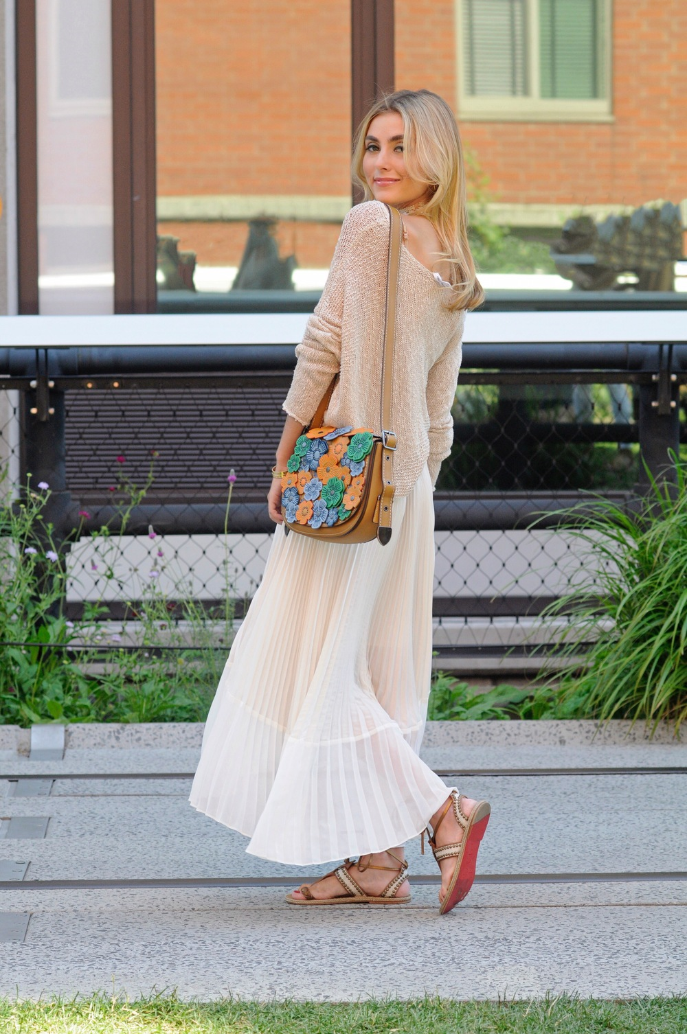 NYC FASHION BLOGGER CHARLOTTE BICKLEY