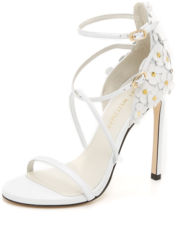 STUART WEITZMAN WILD THING SANDALS