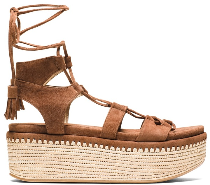 STUART WEITZMAN 'THE ROMANESQUE' SANDALS