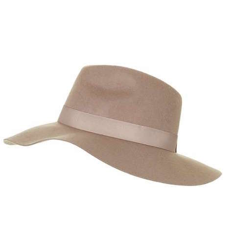 TOPSHOP WIDE BRIM HAT
