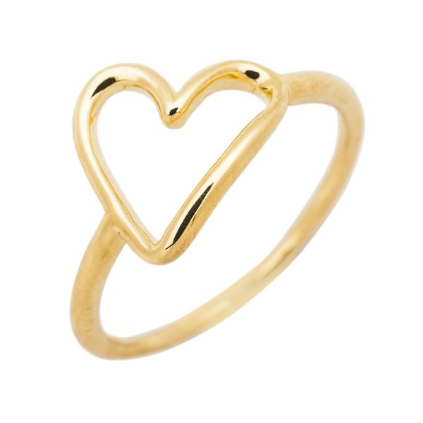 ALEX MIKA HEART RING