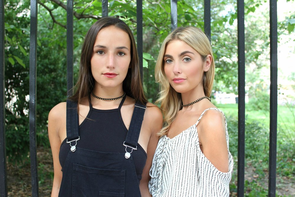 YIN 2MY YANG X ALEX MIKA JEWELRY SOPHIE AND CHARLOTTE BICKLEY NYC FASHION BLOGGERS