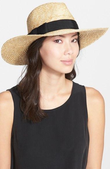 BRIXTON 'JOANNA' STRAW HAT